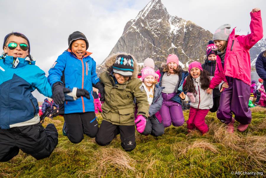 Unike H – Norway – 390 Kids – ABC Charity XM-94